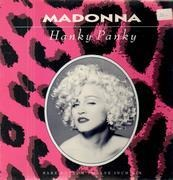 12inch Vinyl Single - Madonna - Hanky Panky