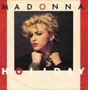 7inch Vinyl Single - Madonna - Holiday