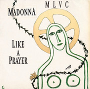 12inch Vinyl Single - Madonna - Like A Prayer