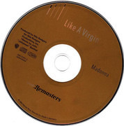 CD - Madonna - Like A Virgin