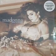 LP - Madonna - Like a Virgin - CLEAR VINYL 180g