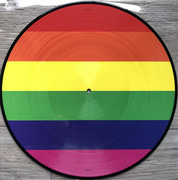 Double LP - Madonna - Madame X - Rainbow Picture Disc