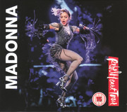 CD & DVD - Madonna - Rebel Heart Tour - Still Sealed