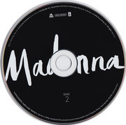 Double CD - Madonna - Rebel Heart - Super Deluxe Edition