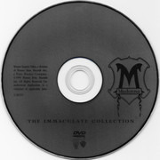 DVD - Madonna - The Immaculate Collection