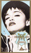 VHS - Madonna - The Immaculate Collection - Dolby Stereo