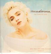 12inch Vinyl Single - Madonna - The Look Of Love