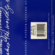 LP - Madonna - True Blue