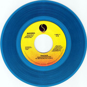 7inch Vinyl Single - Madonna - True Blue - Blue