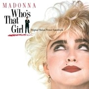 LP - Madonna - Who's That Girl