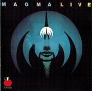 CD - Magma - Magma Live