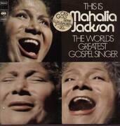 Double LP - Mahalia Jackson - The World's Greatest Gospel Singer