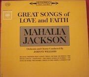 LP - Mahalia Jackson - Great Songs Of Love And Faith