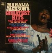 LP - Mahalia Jackson - Mahalia Jackson's Greatest Hits