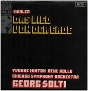 LP - Mahler/ Georg Solti, Chicago Symphony Orchestra, René Kollo, Yvonne Minton - Das Lied von der Erde