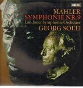 Double LP - Mahler/ Georg Solti, Londoner Symphonie-Orchester - Symphonie Nr. 9 D-dur