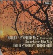 LP-Box - Mahler - Symphony No. 2, LSO, Georg Solti