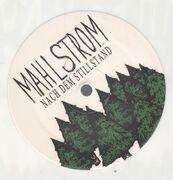 12inch Vinyl Single - Mahlstrom - Nach Dem Stillstand - white