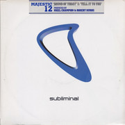 12inch Vinyl Single - Majestic 12 - Sound Of Today / Tell It To You