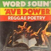 LP - Malachi Smith, Breeze, Navvie Nabbie a.o. - Word Soun' 'Ave Power - Reggae Poetry