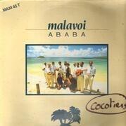 12inch Vinyl Single - Malavoi - Ababa
