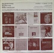 7inch Vinyl Single - Mama Cass - New World Coming