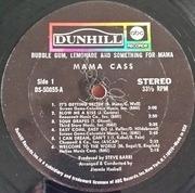 LP - Mama Cass - Bubble Gum, Lemonade &... Something For Mama