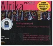 CD - Mamadou Diabate - Antilopenmond Liebeslyrik zu den Klängen Westafrikas 1 - Digipak