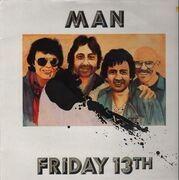 LP - Man - Friday 13th - White Vinyl