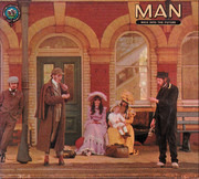 CD - Man - Back Into The Future - Expanded Edition