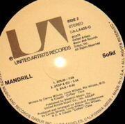 LP - Mandrill - Solid - ORIGINAL US