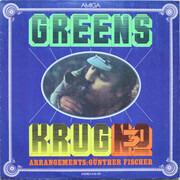 LP - Manfred Krug / Günther Fischer-Quintett - No. 3: Greens