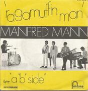 7inch Vinyl Single - Manfred Mann - Ragamuffin Man / A 'B' Side
