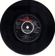 7inch Vinyl Single - Manfred Mann - Manfred Mann's Cock-A-Hoop With 5 4 3 2 1 - push out center