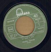 7inch Vinyl Single - Manfred Mann - My Name Is Jack - Original Portuguese EP