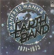LP - Manfred Mann's Earth Band - 1971 - 1973