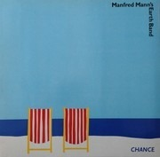 LP - Manfred Mann's Earth Band - Chance