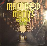 LP - Manfred Mann's Earth Band - Manfred Mann's Earth Band