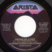 7inch Vinyl Single - Manfred Mann's Earth Band - Rebel