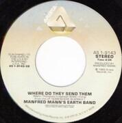 7inch Vinyl Single - Manfred Mann's Earth Band - Runner