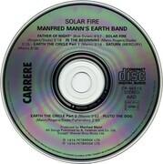 CD - Manfred Mann's Earth Band - Solar Fire