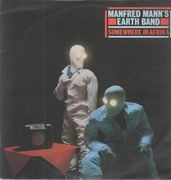 LP - Manfred Mann's Earth Band - Somewhere In Afrika