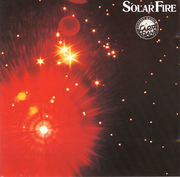 LP - Manfred Mann's Earthband - Solar Fire