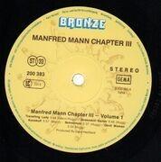 LP - Manfred Mann Chapter Three - Manfred Mann Chapter Three