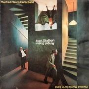 LP - Manfred Mann's Earth Band - Angel Station