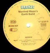 LP - Manfred Mann's Earth Band - Messin'