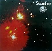 LP - Manfred Mann's Earth Band - Solar Fire