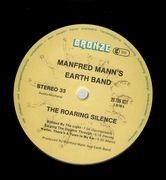 LP - Manfred Mann's Earth Band - The Roaring Silence