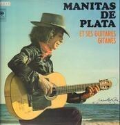 LP - Manitas De Plata - Et Ses Guitares Gitanes - Signed by Lucien Clergue