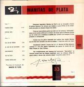 LP - Manitas De Plata - Manitas De Plata - Signed by Lucien Clergue